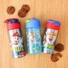 Paw patrol 19.5 ounce Stainless Steel Water Bottle with Straw, Chase, Skye & Rubble slideshow image 9