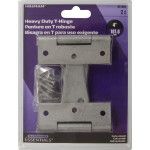 Hardware Essentials Galvanized Heavy Duty T-Hinges