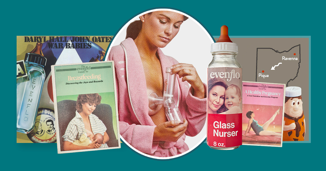 Evenflo Breastfeeding Products