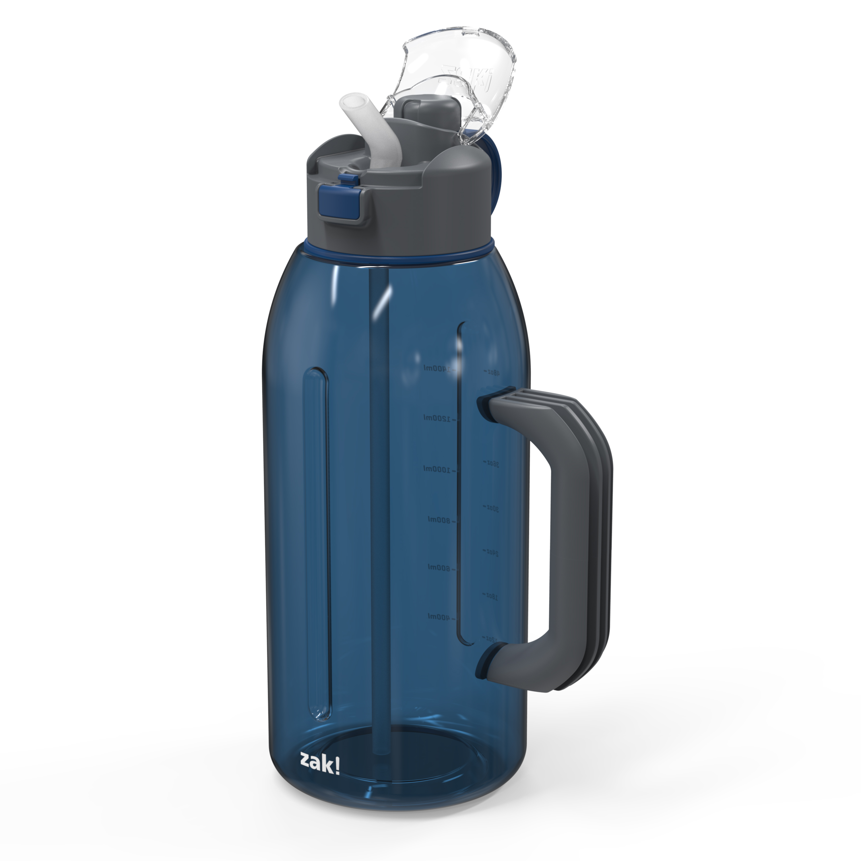 Genesis 64 ounce Water Bottle, Indigo slideshow image 2
