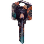 Deep Woods- Black Bear Blank Key
