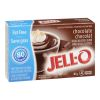 Jell-O Fat Free Chocolate Instant Pudding Mix