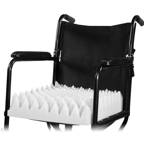 6221 Convoluted Foam Wheelchair Cushion
