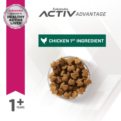 Fit Body Weight Control Medium Breed Dry Dog Food