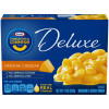 Kraft Deluxe Original Flavor Macaroni & Cheese Dinner 14 oz Box