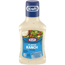 KRAFT Classic Ranch Dressing 8 fl oz Bottle