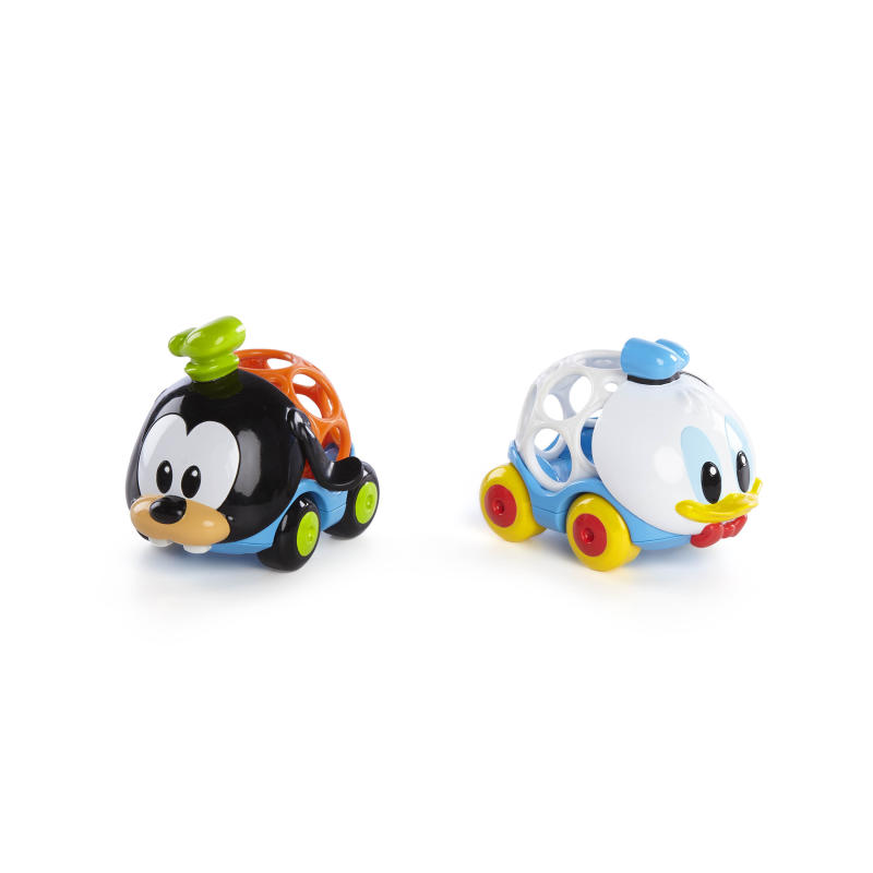 Disney Baby™ Go Grippers™ DONALD & GOOFY Collection™