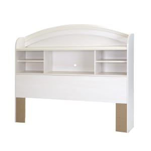 Country Poetry - Bookcase Headboard