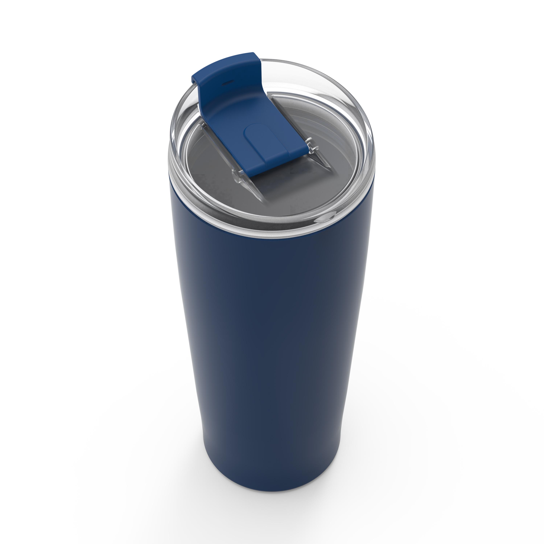 Aberdeen 30 ounce Insulated Tumbler, Indigo slideshow image 2