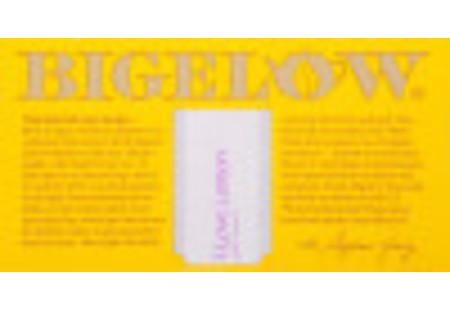 Top of I Love Lemon Herbal Tea box