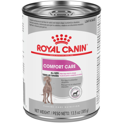 Comfort Care Loaf in Sauce Canned Dog Food