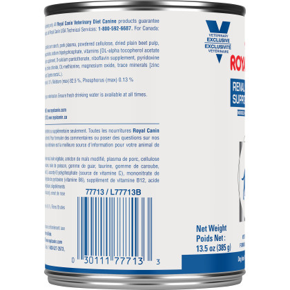 Royal Canin Veterinary Diet Canine Renal Support D Canned Dog Food