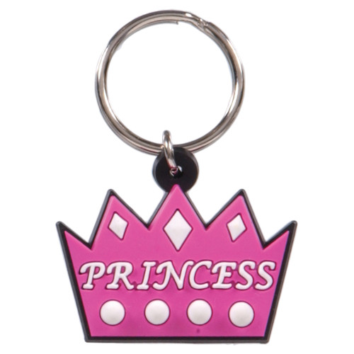 Princess Crown Key Chain