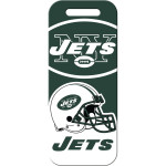 New York Jets Large Luggage Quick-Tag