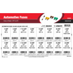 Automotive Fuses Assortment (SFE Glass & ATC Blade Fuses)