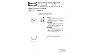 This instruction sheet provides guidelines to assemble the BRUTE® Dirt/Sand/Grass Anchor Kit.