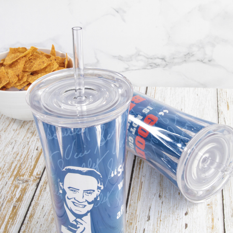 Zak Hydration Insulated Tumbler, Vin Scully, 2-piece set slideshow image 2