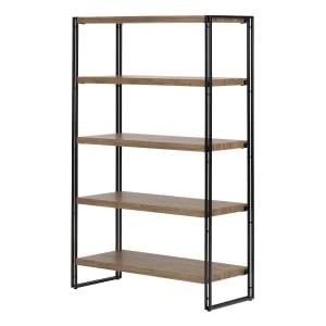 Gimetri - 5 Fixed Shelves - Shelving Unit