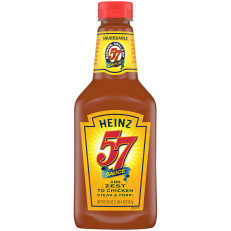 Heinz 57 Sauce, 20 oz Bottle image