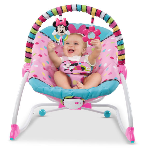 MINNIE MOUSE PeekABoo Infant to Toddler Rocker™