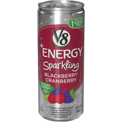 Sparkling Blackberry Cranberry