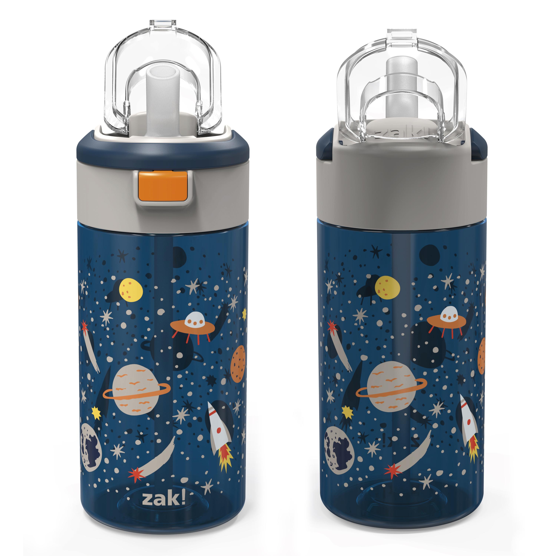 Genesis 18 ounce Water Bottles, Space, 2-piece set slideshow image 4