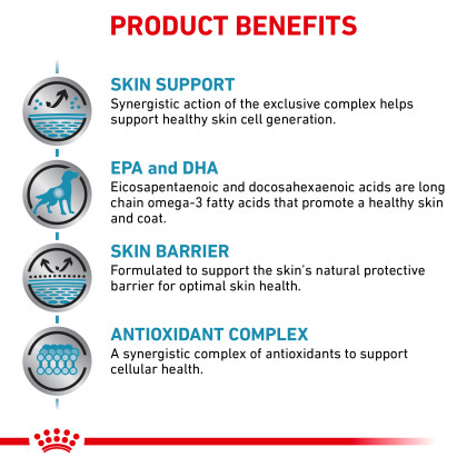 Skin Support Dry Dog Food