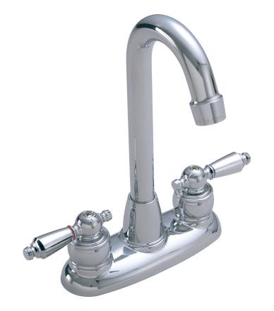 Symmetrix 2-Handle Centerset Bar Faucet