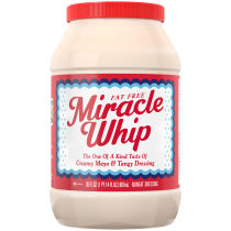 KRAFT MIRACLE WHIP Dressing Fat Free 30 fl oz Jar
