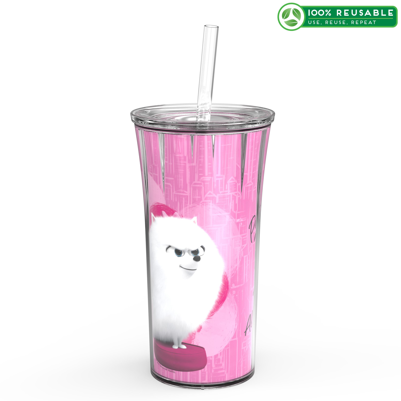 Secret Life Of Pets 2 20 ounce Insulated Tumbler, Gidget slideshow image 1