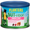 Planters NUT-rition Omega-3 Mix 9.25 oz Canister