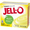 Jell-O Lemon Instant Pudding 3.2 oz Box