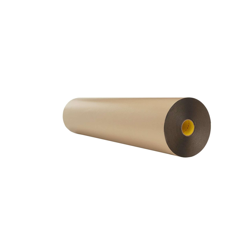3M™ Double Coated Polyethylene Foam Tape 4492B, Black, 54 in x 72 yd, 31 mil, 1 roll per case