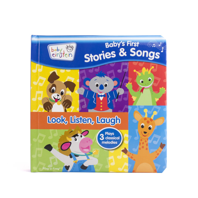 Baby's First Musical Treasury: Baby's First Stories & Songs
