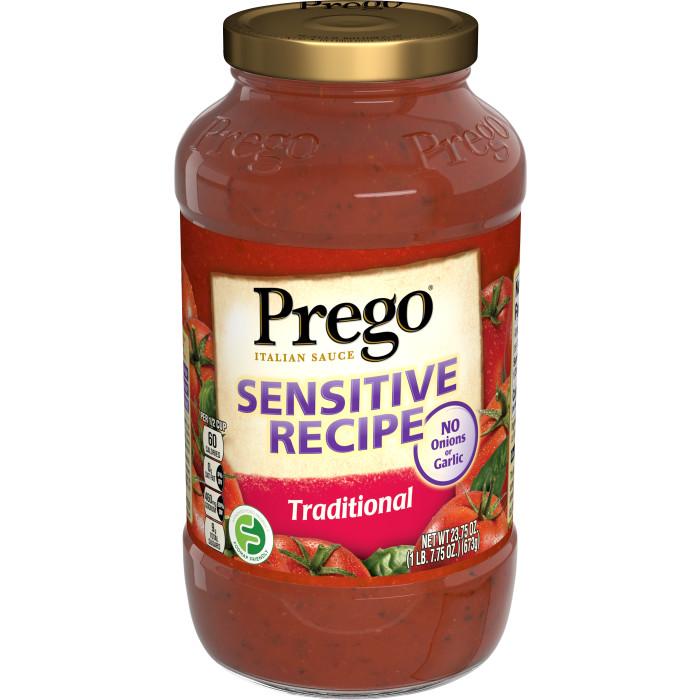 Sensitive Recipe Traditional Italian Sauce