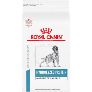Hydrolyzed Protein Moderate Calorie Dry Dog Food