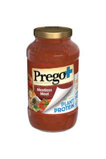 Prego+ Plant Protein Meatless Meat