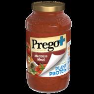 Plant Protein Meatless Meat Italian Sauce