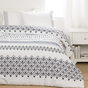 Lodge - Printed Comforter with pillow shams