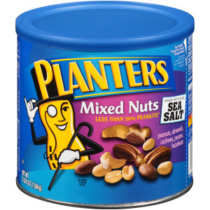 PLANTERS Mixed Nuts, 56 oz. (Pack of 6) image