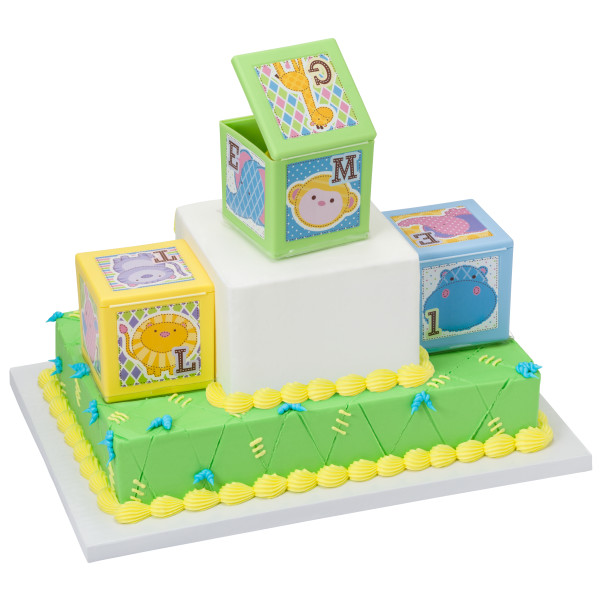ABC Baby Blocks Signature DecoSet®