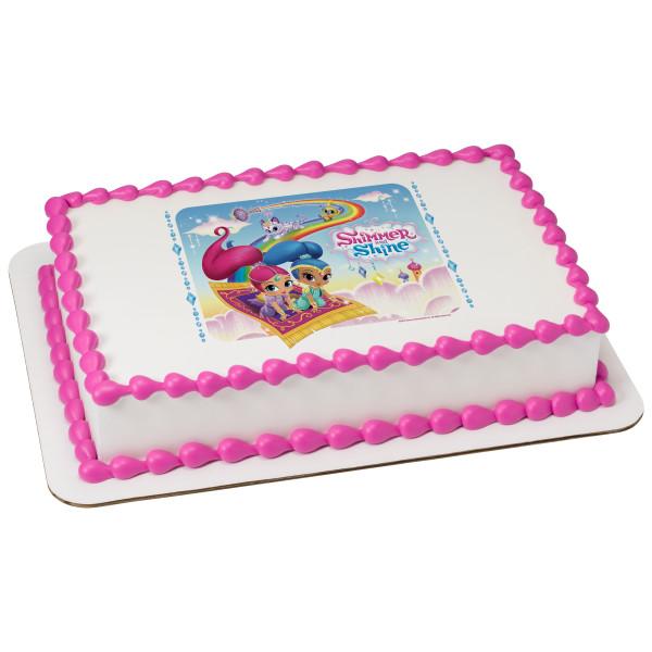 Shimmer and Shine™ Sweet & Sparkly PhotoCake® Edible Image®
