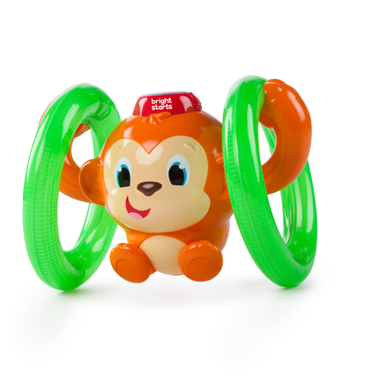 Roll & Glow Monkey™ Toy
