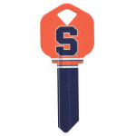 NCAA Syracuse University Key Blank