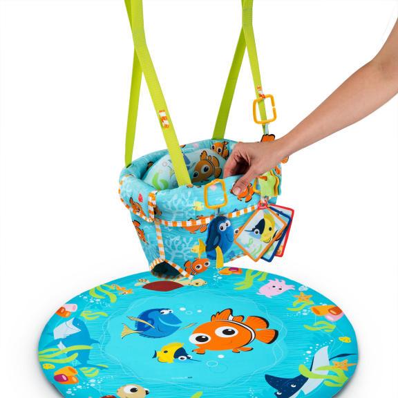 Finding Nemo Sea Of Activities Door Jumper
