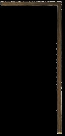 Cranbrook Fillet Natural Walnut 1/4