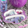 Disney Jr. Kid's Divided Plate, Vampirina & Gregoria slideshow image 2