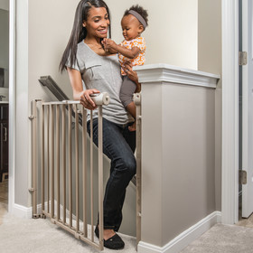 Secure Step Baby Gate