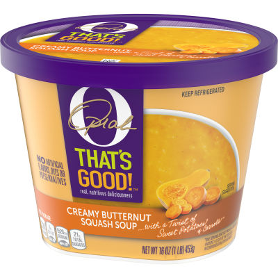 O That's Good! Creamy Butternut Squash Soup 16 oz Tub
