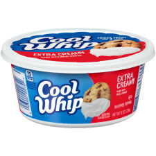 Cool Whip Extra Creamy Whipped Topping 8 oz Tub